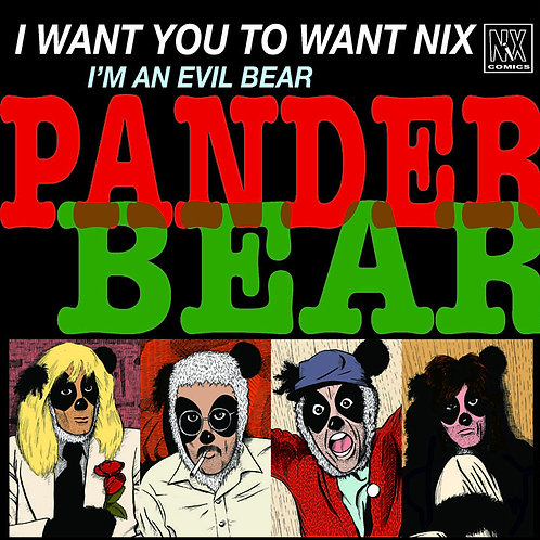 Collected Pander Bear