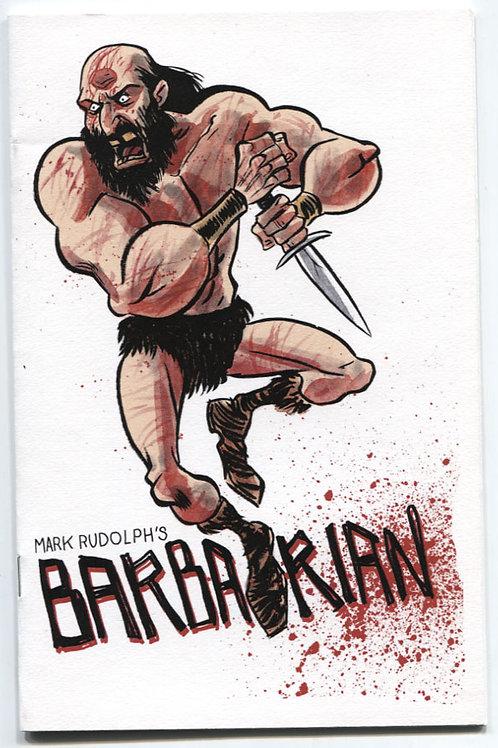 Mark Rudolph's Barbarian
