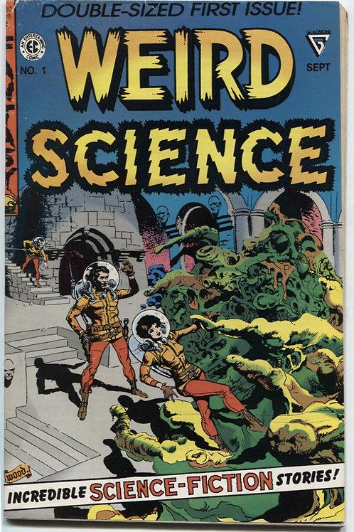 Weird Science #1