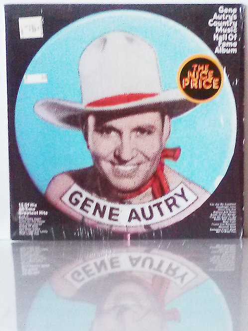 Gen Autry's Country Music Hall of Fame Album