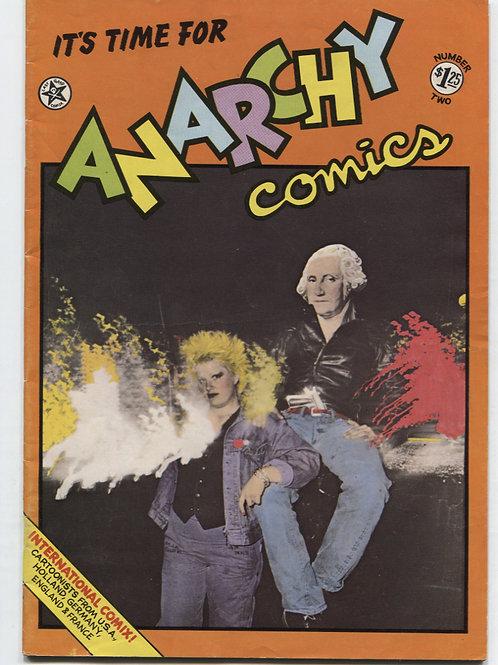 Anarchy Comics #2