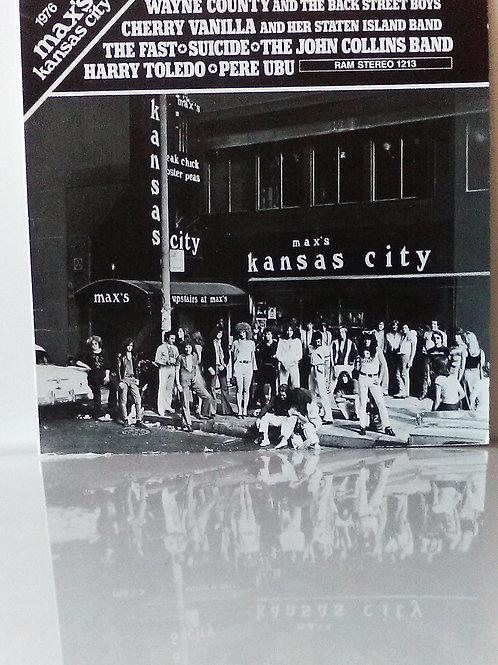 1976 Max's Kansas City