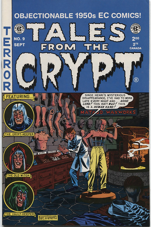 Tales From the Crypt #9
