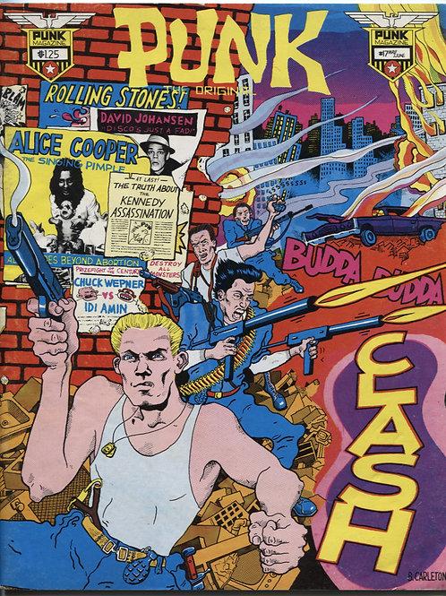 Punk Magazine #17