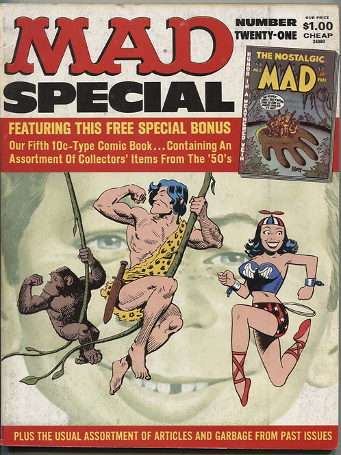 Mad Magazine Special #21