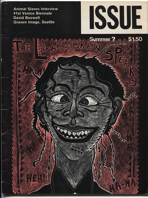 Issue Magazine #8 Summer 1984