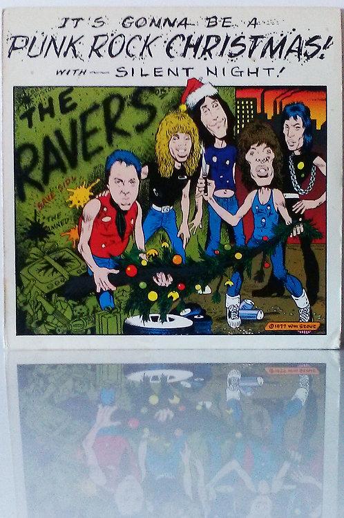 Ravers vs. The Ravers: It's Gonna Be A Punk Rock Christmas