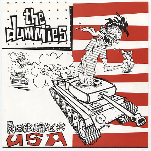 Dummies: Rock Attack USA 7""