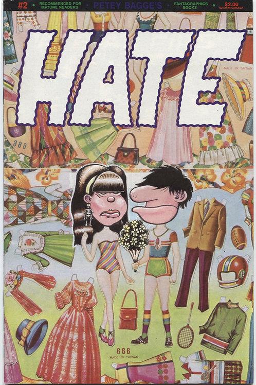Peter Bagge's Hate #2