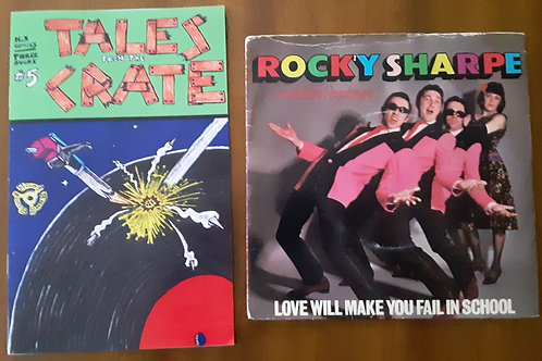 Tales From The Crate #5 with Rocky Sharpe Record