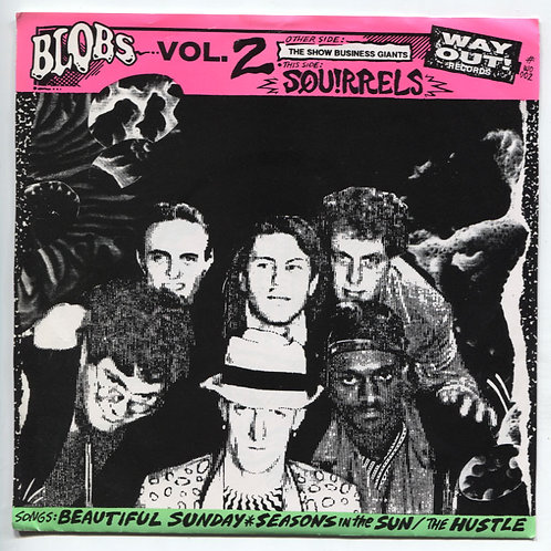 Blobs Volume 2 7""