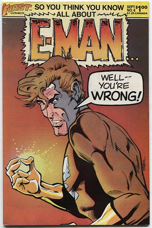 E-Man #6