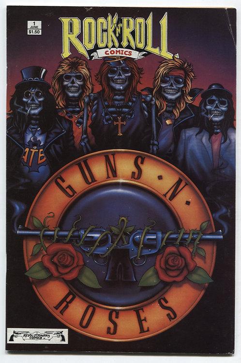 Rock 'n' Roll Comics #1: Guns N Roses