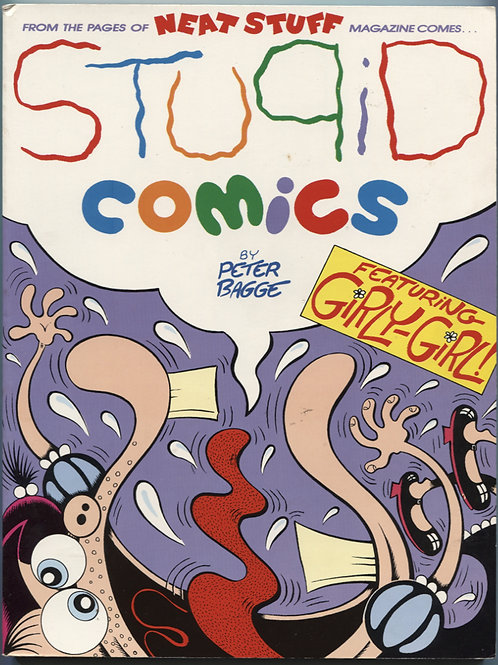 Peter Bagge's Stupid Comics Lower Grade