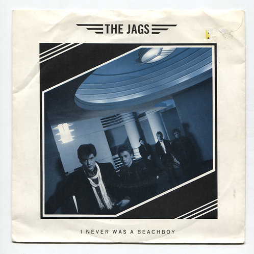 Jags: I Never Was A Beachboy 7""