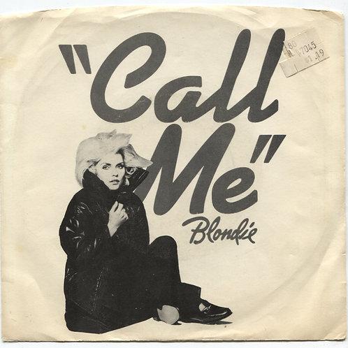 """Blondie: Call Me 7"""""""