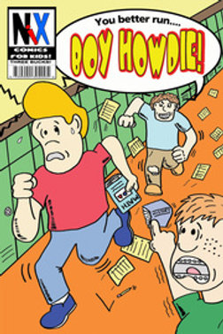 Nix Comics For Kids #3