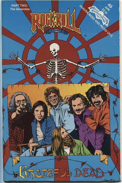 Rock 'N Roll Comics #46: Grateful Dead