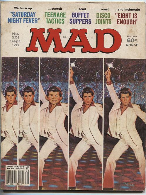 Mad Magazine #201