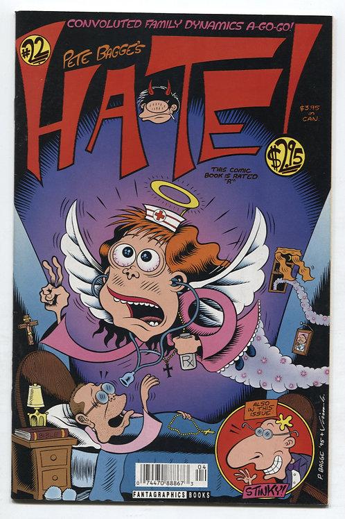 Peter Bagge's Hate #22