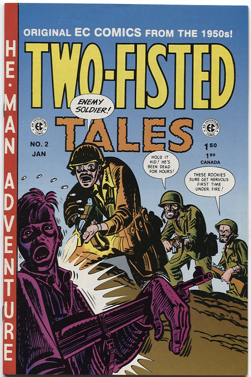 Two Fisted Tales #2