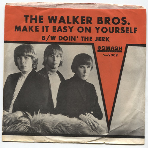 Walker Brothers Doin' the Jerk 7""