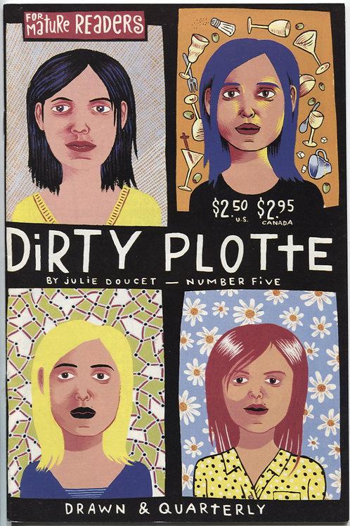 Julie Doucet's Dirty Plotte #5