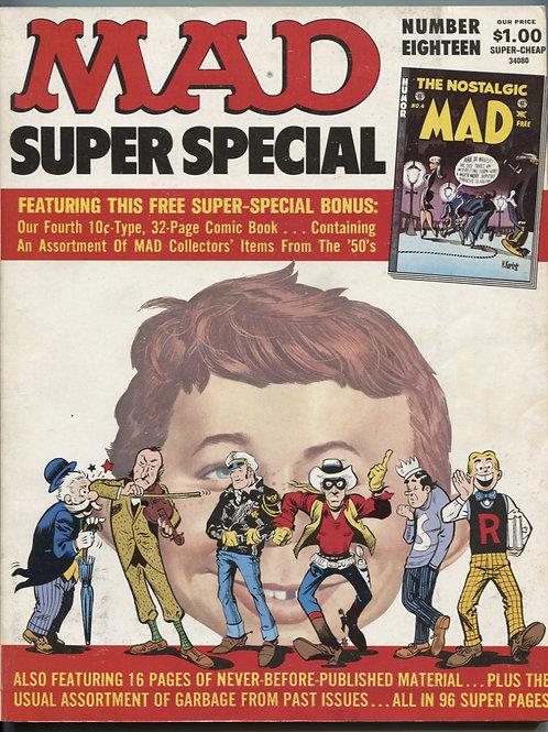 Mad Magazine Super Special #18