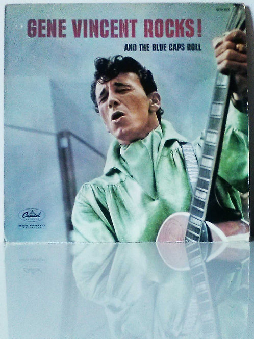 Gene Vincent Rocks! and The Blue Caps Roll!