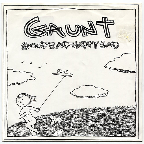 "Gaunt: Good Bad Happy Sad 7"""