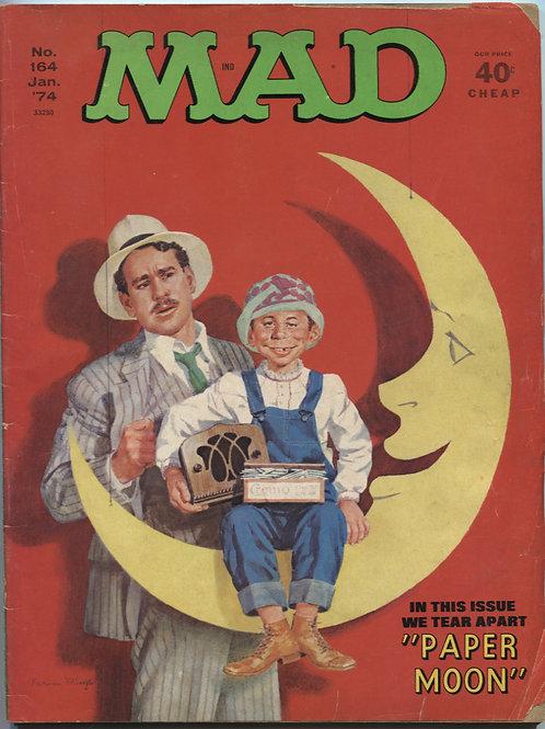 Mad Magazine #164