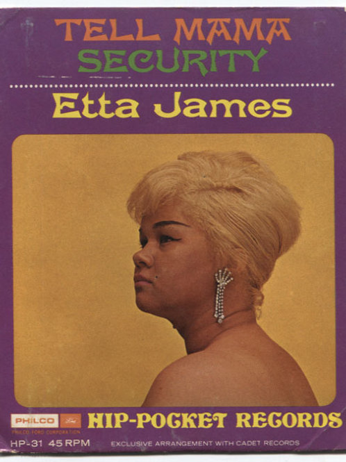 Etta James: Tell Mama Hip-Pocket Record
