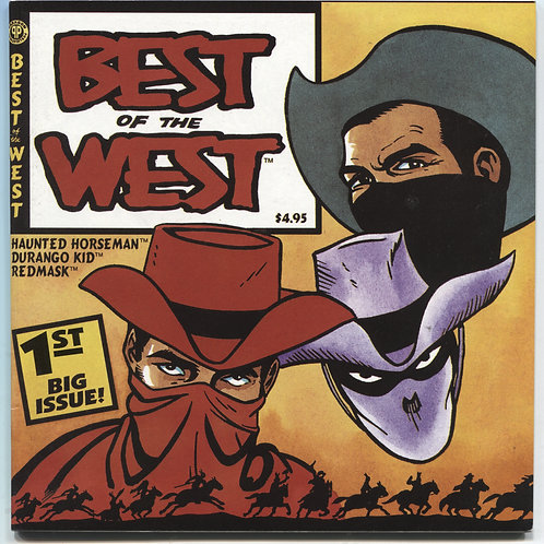 Combo:  HTC #1 with Best of the West #1-2