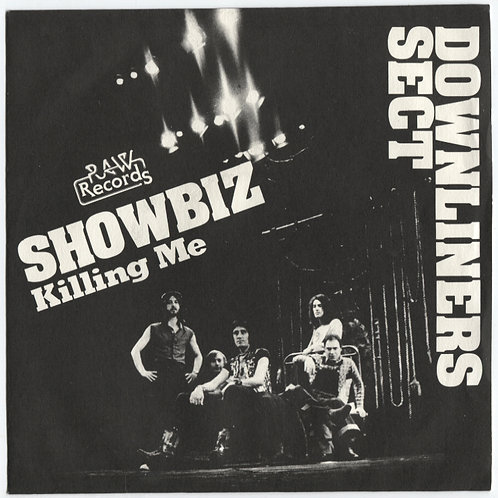 Downliners Sect: Showbiz 7""
