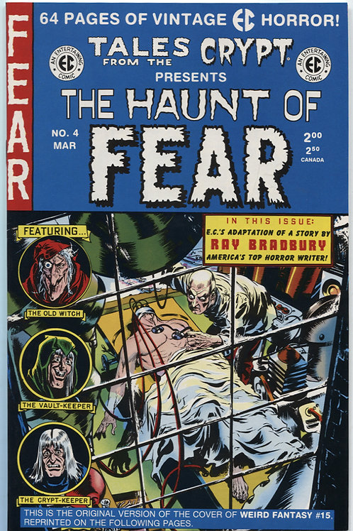 Haunt of Fear #4 Cochran Reprint