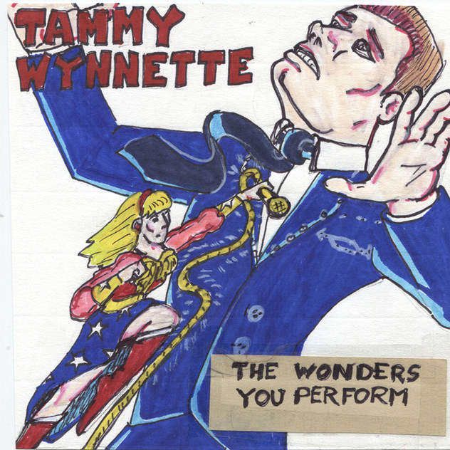tammy wynette the wonders lo res