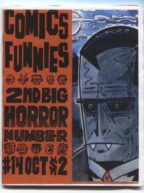 Bill Widener's Comics Funnies #14