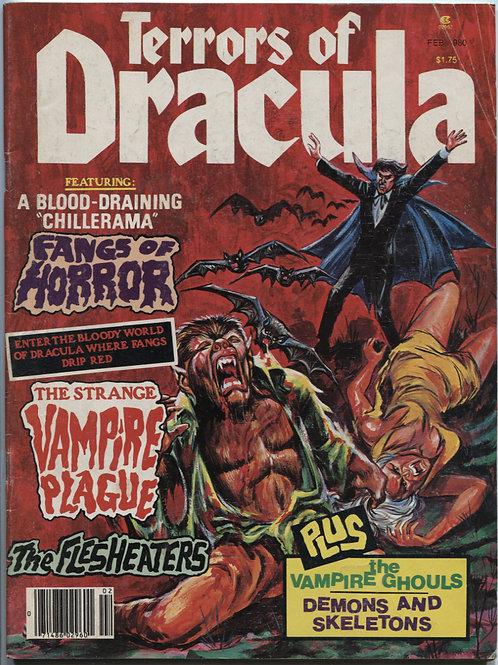 Terrors of Dracula Feb '80