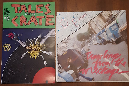 Tales From The Crate #5 with Dave Edmunds Record