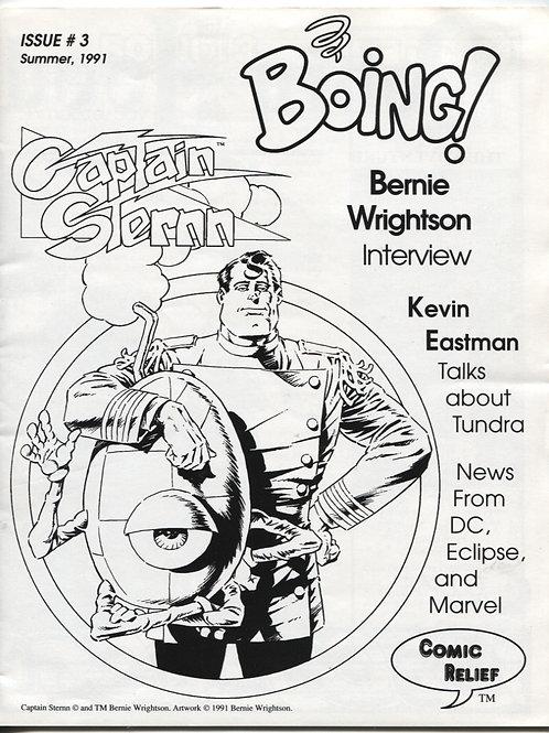 Boing! Magazine #3