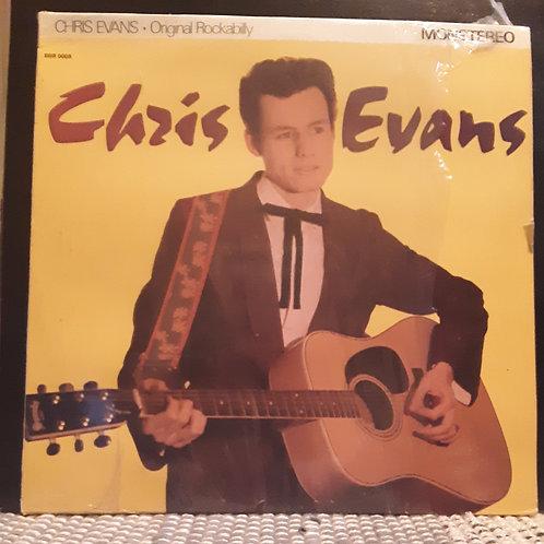 """Chris Evans: Original Rockabilly 10"""""""