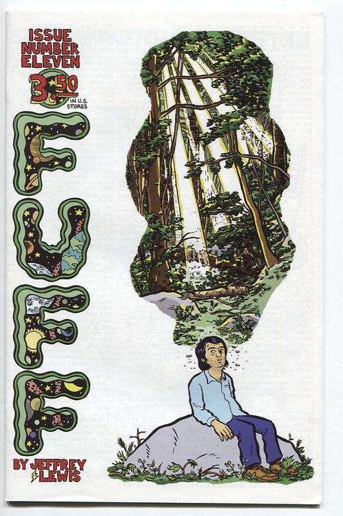 Jeffrey Lewis's Fuff #11