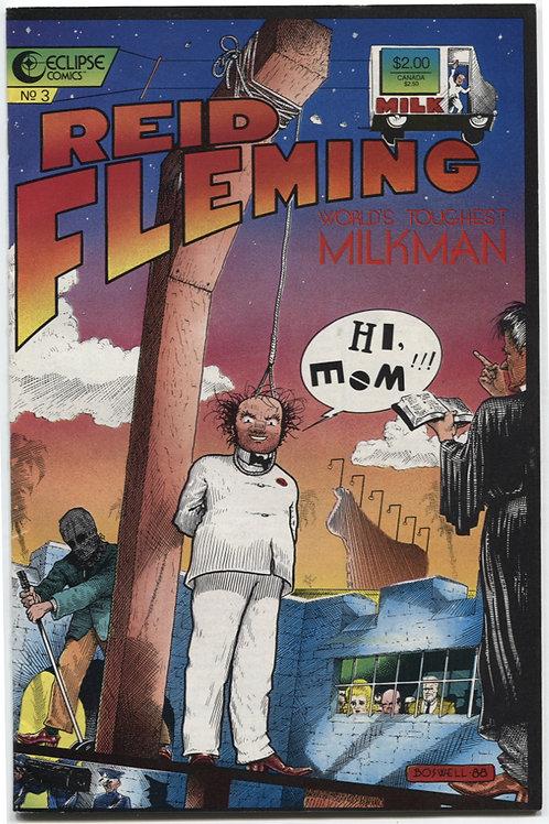 Reid Fleming World's Toughest Milkman #3