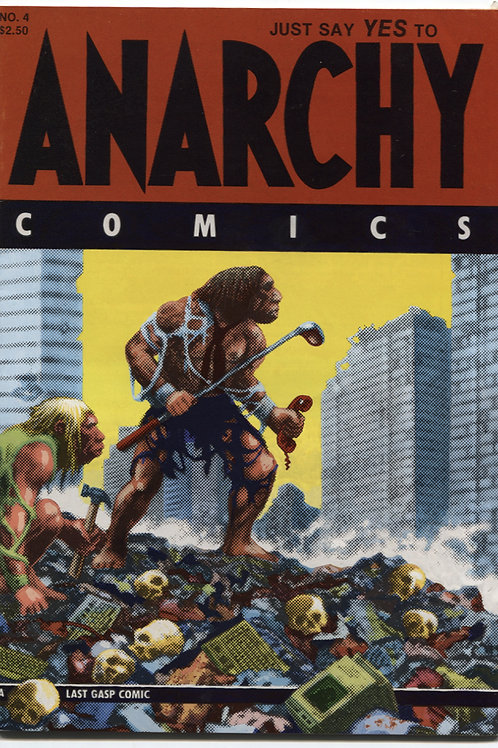 Anarchy Comics #4