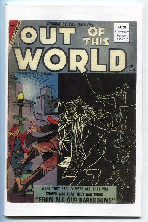 Out Of This World #20