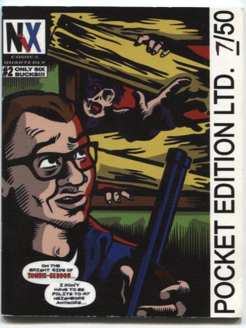 Nix Comics Quarterly #2 Pocket Edition