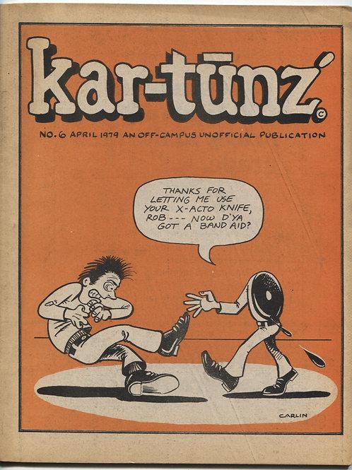 Harvey Kurtzman's Kar-Tunz #6
