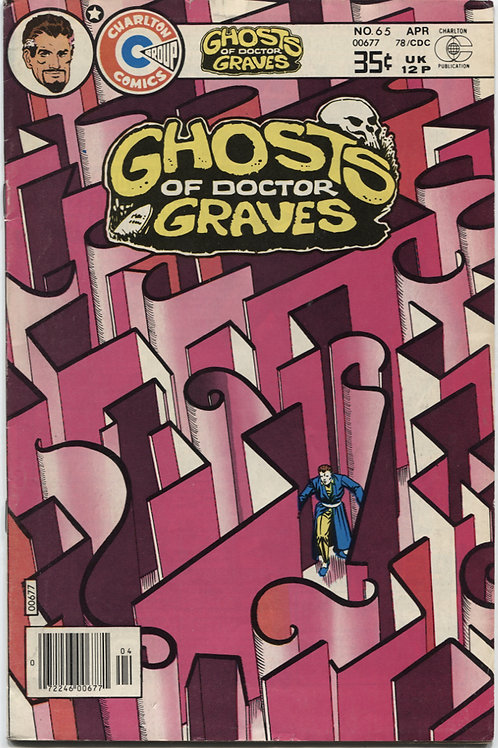 Ghosts of Doctor Graves #65