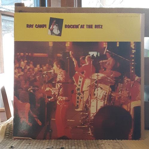 Ray Campi: Rockin' At The Ritz LP