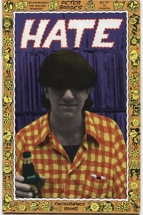 Peter Bagge's Hate #10